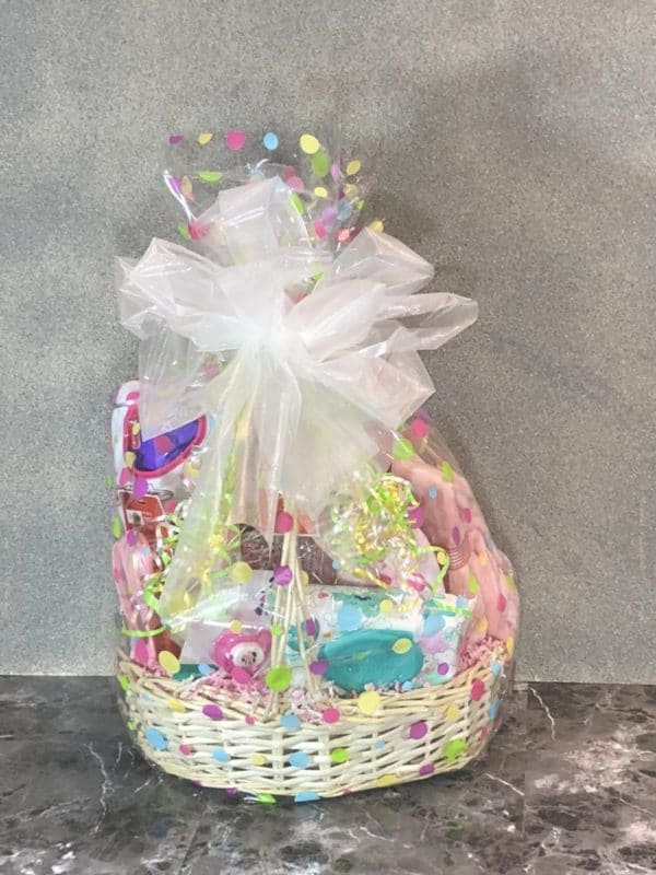 Baby Girl Gift Basket | Gillette Wyoming