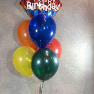 Birthday Balloons | Spring Creek Designs LLC