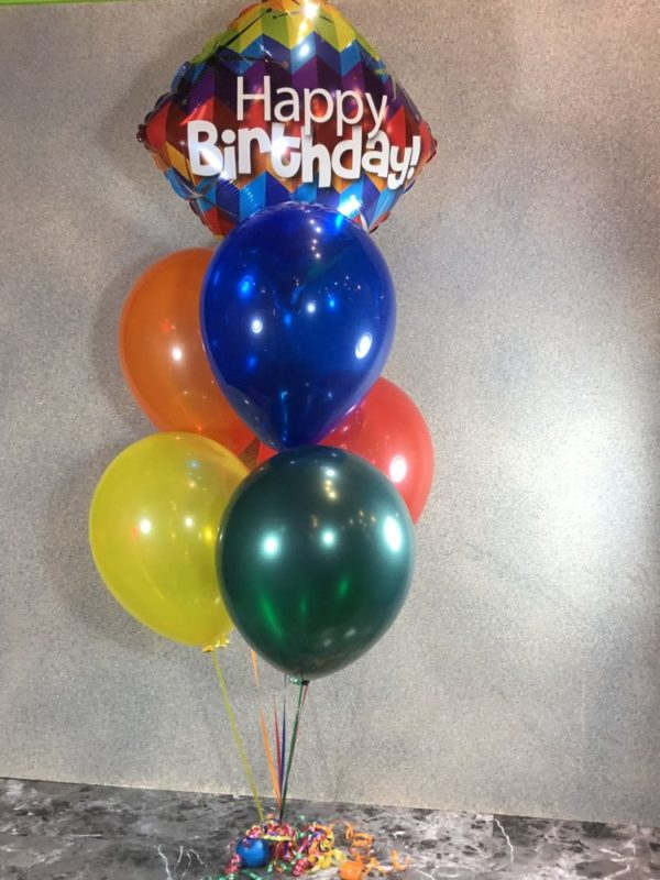 Birthday Balloons | Spring Creek Designs LLC
